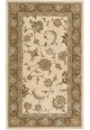 Capel Rugs Creative Concepts Cane Wicker - Vera Cruz Samba (735) Octagon 4' x 4' Area Rug