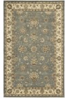 Capel Rugs Creative Concepts Cane Wicker - Canvas Buttercup (127) Octagon 6' x 6' Area Rug