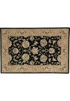 Capel Rugs Creative Concepts Cane Wicker - Canvas Parrot (247) Octagon 6' x 6' Area Rug