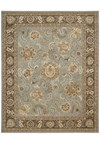 Capel Rugs Creative Concepts Cane Wicker - Vera Cruz Samba (735) Octagon 6' x 6' Area Rug
