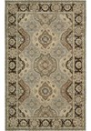 Capel Rugs Creative Concepts Cane Wicker - Heritage Denim (447) Octagon 8' x 8' Area Rug