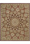 Capel Rugs Creative Concepts Cane Wicker - Canvas Parrot (247) Octagon 10' x 10' Area Rug