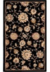 Capel Rugs Creative Concepts Cane Wicker - Canvas Melon (817) Octagon 10' x 10' Area Rug