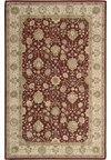 Capel Rugs Creative Concepts Cane Wicker - Java Journey Henna (580) Octagon 12' x 12' Area Rug