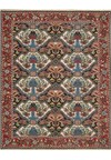 Capel Rugs Creative Concepts Cane Wicker - Canvas Camel (727) Runner 2' 6