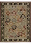 Capel Rugs Creative Concepts Cane Wicker - Canvas Melon (817) Runner 2' 6