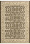 Capel Rugs Creative Concepts Cane Wicker - Java Journey Henna (580) Rectangle 3' x 5' Area Rug