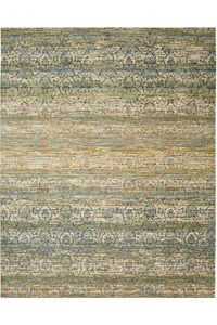 Capel Rugs Creative Concepts Cane Wicker - Tuscan Vine Adobe (830) Rectangle 4' x 6' Area Rug