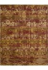 Capel Rugs Creative Concepts Cane Wicker - Arden Black (346) Rectangle 5' x 8' Area Rug