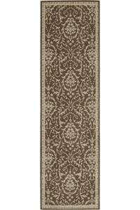 Capel Rugs Creative Concepts Cane Wicker - Canvas Taupe (737) Rectangle 5' x 8' Area Rug