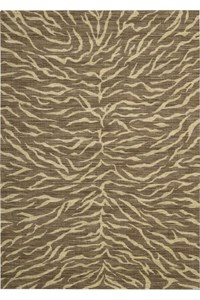 Capel Rugs Creative Concepts Cane Wicker - Canvas Brass (180) Rectangle 6' x 6' Area Rug