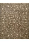 Capel Rugs Creative Concepts Cane Wicker - Paddock Shawl Persimmon (810) Rectangle 6' x 6' Area Rug
