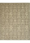 Capel Rugs Creative Concepts Cane Wicker - Canvas Melon (817) Rectangle 6' x 6' Area Rug