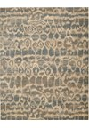 Capel Rugs Creative Concepts Cane Wicker - Canvas Sun Tile (612) Rectangle 8' x 10' Area Rug