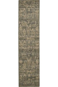 Capel Rugs Creative Concepts Cane Wicker - Canvas Canary (137) Rectangle 9' x 12' Area Rug