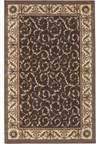 Capel Rugs Creative Concepts Cane Wicker - Dupione Crimson (575) Rectangle 10' x 10' Area Rug