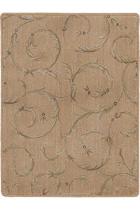 Capel Rugs Creative Concepts Cane Wicker - Canvas Black (314) Rectangle 10' x 14' Area Rug