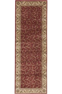Capel Rugs Creative Concepts Cane Wicker - Arden Black (346) Rectangle 10' x 14' Area Rug