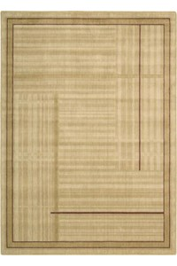 Capel Rugs Creative Concepts Cane Wicker - Arden Chocolate (746) Rectangle 10' x 14' Area Rug
