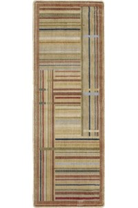 Capel Rugs Creative Concepts Cane Wicker - Canvas Bay Brown (787) Rectangle 10' x 14' Area Rug
