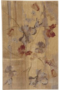 Capel Rugs Creative Concepts Cane Wicker - Canvas Brick (850) Rectangle 10' x 14' Area Rug