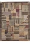 Capel Rugs Creative Concepts Cane Wicker - Cayo Vista Mojito (215) Rectangle 12' x 12' Area Rug
