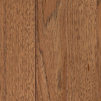 "Mohawk Berry Hill: Hickory Suede 3/4"" x 3 1/4"" Solid Hardwood WSC35 82"