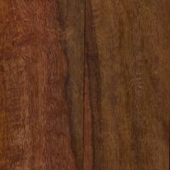 "LW Mountain Hand-Scraped Exotic Acacia: Black Walnut 9/16"" x 4 3/4"" Engineered Hardwood LWEHBW6"