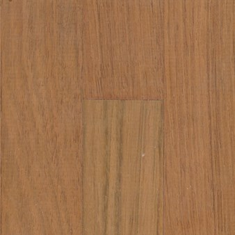 "Unfinished Brazilian Cherry Clear Grade 3/4"" x 5"" Solid Hardwood"