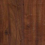 "Signature Pre-Finished Hand-Scraped Walnut: Golden 3/4"" x 4 3/4"" Solid Hardwood"