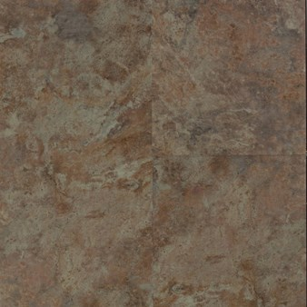 USFloors Coretec Plus: Empire Slate Engineered Luxury Vinyl Tile with Cork Comfort 50LVT103