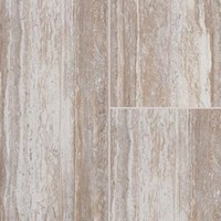 Mannington Adura Rectangles LockSolid Luxury Vinyl Tile: Cascade Harbor Beige AR301S
