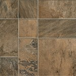 Mannington Revolutions Tile Collection: Mojave Slate Tumbleweed 8mm Laminate 38611