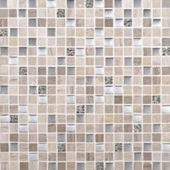 "Daltile Marvel: Whimsical 5/8"" x 5/8"" Glass Mosaic Tile MV20-5858MS1P"