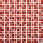"Daltile Marvel: Ruby 5/8"" x 5/8"" Glass Mosaic Tile MV31-5858MS1P"
