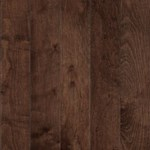 "Mohawk Rockford: Coffee Maple 3/4"" x 3 1/4"" Solid Maple Hardwood WSC77-12"