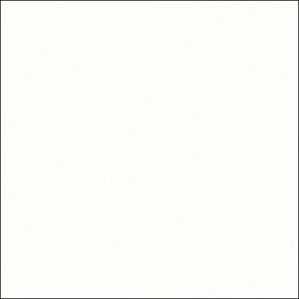 "Daltile Rittenhouse Square: Semi-Gloss White 3"" x 6"" Ceramic Tile Bullnose 6"" Side S4369MOD1P2"