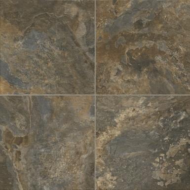 Marvelous Armstrong Alterna Allegheny Slate: Italian Earth Luxury Vinyl Tile D2330