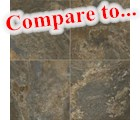Armstrong Alterna Allegheny Slate: Italian Earth Luxury Vinyl Tile D7330