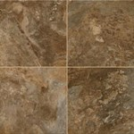 Armstrong Alterna Allegheny Slate: Bronze Age Luxury Vinyl Tile D4331