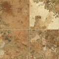 Armstrong Alterna Athenian Travertine: Honey Onyx Luxury Vinyl Tile D7340