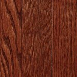 "Mohawk Rivermont: Oak Cherry 3/4"" x 3 1/4"" Solid Hardwood WSC26 42"