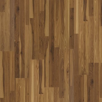 Shaw Natural Values II Plus Collection: Richland Hickory 7mm Attached Pad Laminate SL255 313