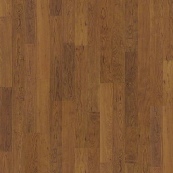 Shaw Natural Impact II Plus: American Cherry 10mm Laminate with Attached Pad SL254 893