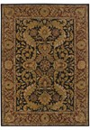 Surya Ancient Treasures Ink (A-103) Rectangle 8'0