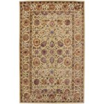 "Surya Ancient Treasures Feather Gray (A-117) Rectangle 5'0"" x 8'0"""