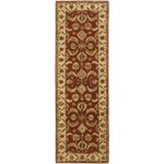 "Surya Ancient Treasures Parchment (A-147) Rectangle 2'6"" x 8'0"""