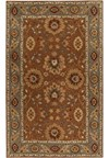 Surya Ancient Treasures Raw Sienna (A-153) Rectangle 5'0