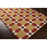 "Surya Smithsonian Archive Caramel (ACH-1715) Rectangle 2'0"" x 3'0"""