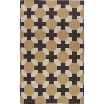 "Surya Smithsonian Archive Caramel (ACH-1716) Rectangle 5'0"" x 8'0"""